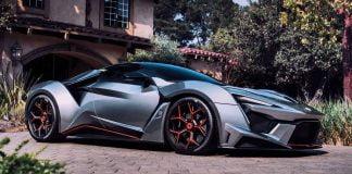 Vidéo officielle de l'hypercar Fenyr SuperSport de W Motors
