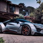 Vidéo officielle de l'hypercar Fenyr SuperSport de W Motors