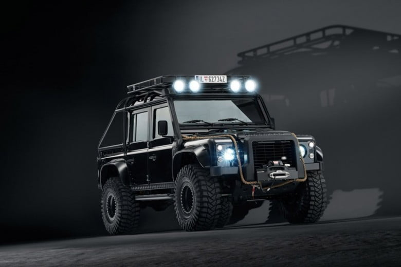 Land Rover Bigfoot Spectre
