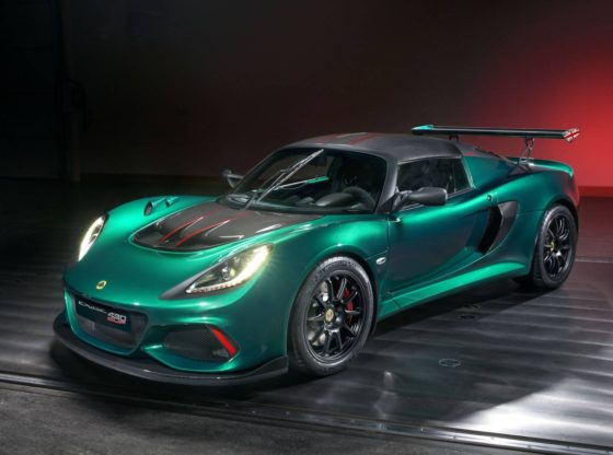 Lotus dévoile la Lotus Exige Cup 430 Unlimited Edition