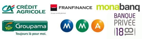 Références Rédaction Web Banques et Assurances