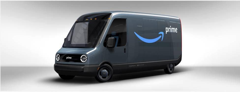 Amazon acquiert 100 000 véhicules de livraison 100 % électriques