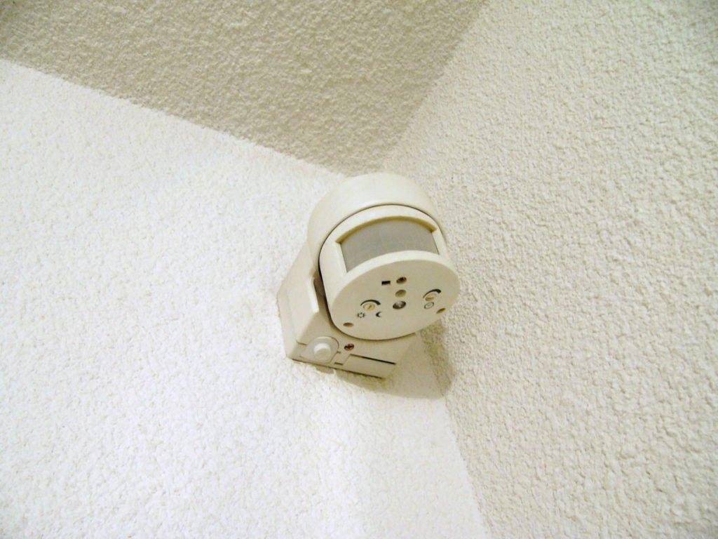 Les capteurs de mouvement pour l'activation des lumières sont devenus très en vogue