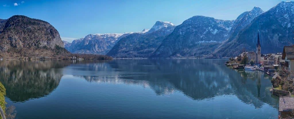 Hallstatt : le village le plus photographié d'Autriche