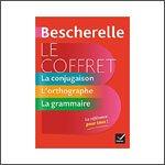 Coffret Bescherelle: conjugaison, orthographe, grammaire