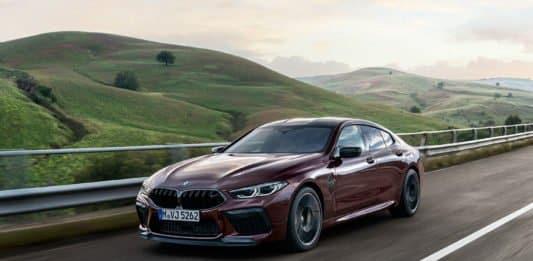 BMW M8 Competition Gran Coupé 2020 © BMW