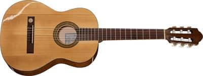 Guitare acoustique 3/4 enfant