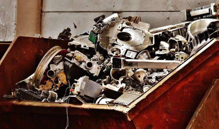 5 raisons de recycler les métaux