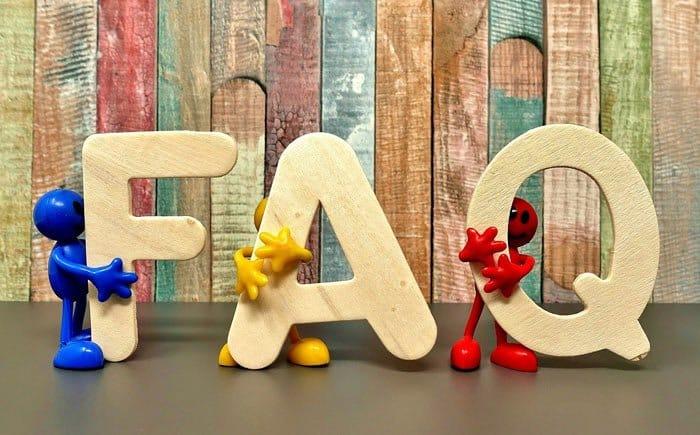 """Une page """"FAQ"""" est très utile pour votre site"""