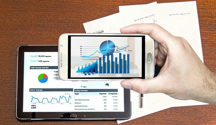 La conception web SEO inclut des rapports d'analyse réguliers