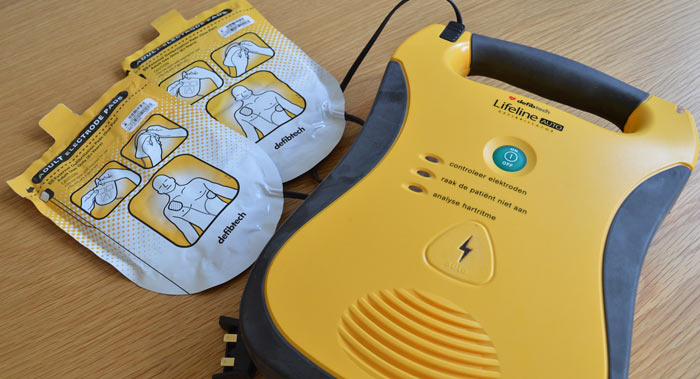 Défibrillateur automatique externe