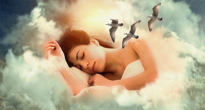 Bien dormir améliore le rappel des rêves.