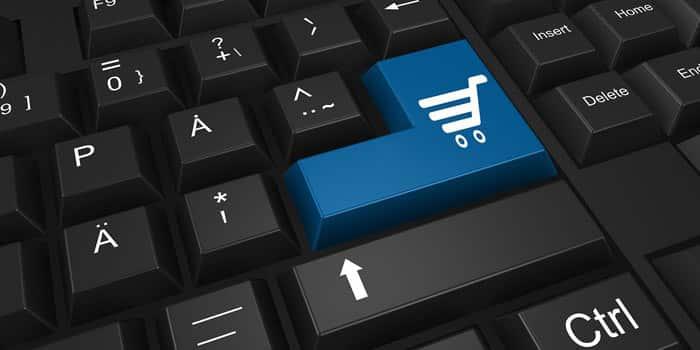 Le pourcentage d'abandon de panier dans une solution e-commerce est très élevé.